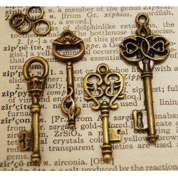 8 x Royal Skeleton Key...